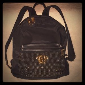 Versace Palazzo Stud backpack
